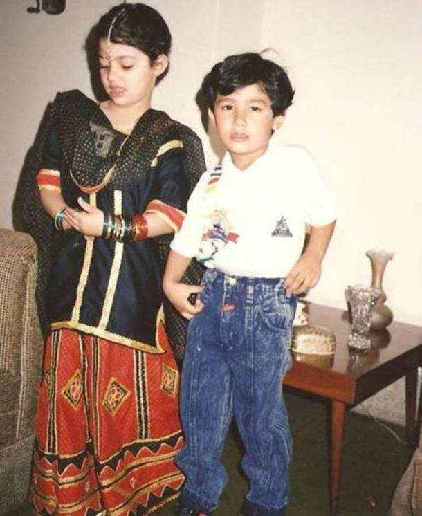 Mahira Khan, Mahira Khan childhood photo, Mahira Khan pics, Mahira Khan throwback picture, Mahira Khan kid