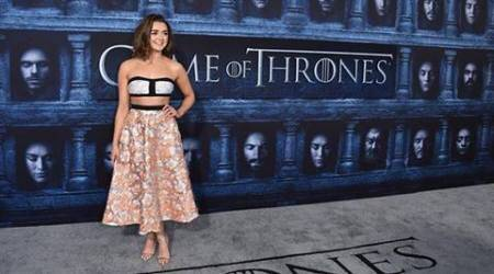 Good things must come to an end: Maisie Williams on Game of Thrones