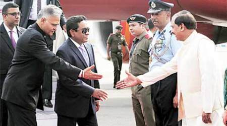 Maldives President Abdulla Yameen arrives: On cards, signing of pacts on security, tourism