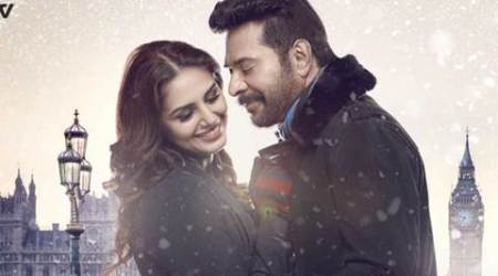 Mammootty, Huma Qureshi pair up for first time in a stylish avatar in 'White', watchtrailer
