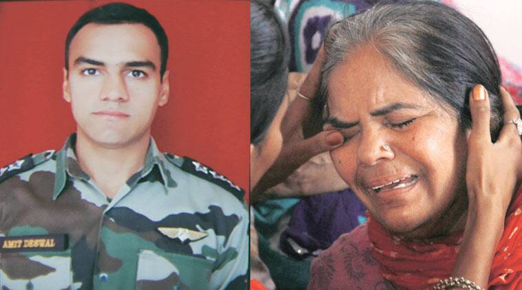 manipur encounter, Major Amit Deswal, Manipur Amit Deswal, army major killed, army special forces officer killed, major amit deswal dead, manipur militants encounter, manipur news, india news