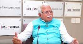 Idea Exchange With Manohar Lal Khattar