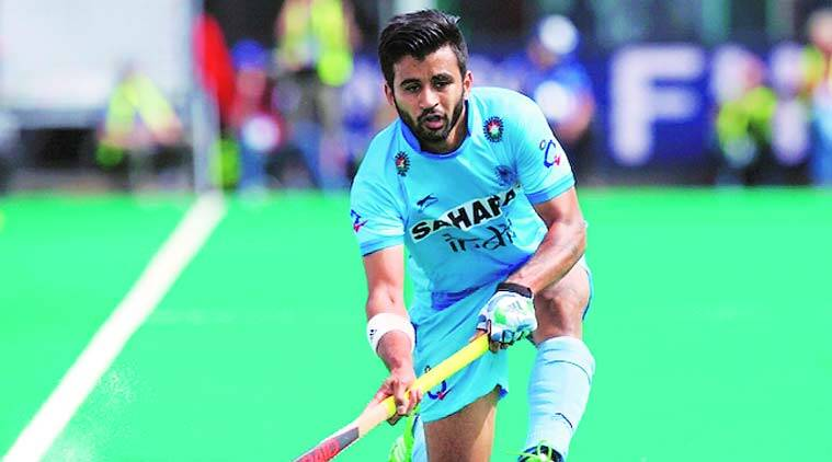 Manpreet Singh, hockey world league semi finals, india hockey world league semi finals, india captain, india hockey captain, manpreet singh india, hockey news, sports news, indian express
