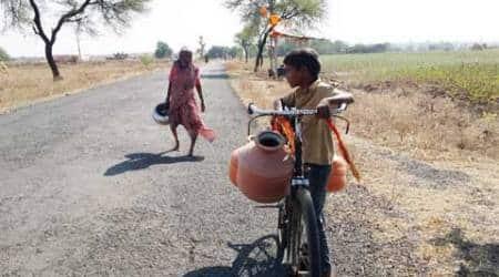 summers, Vidarbha summers, Vidarbha heat, Vidarbha temperature, drought, waterless maharashtra, indian express news, india news