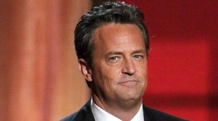 There's 45 per cent chance of 'Friends' reunion: MatthewPerry