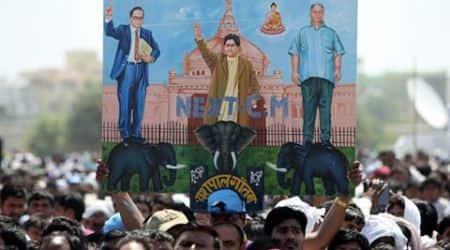 mayawati, bsp, ambedkar jayanti, ambedkar, ambedkar rally, lucknow bsp rally, bsp rally lucknow, mayawati rally lucknow, mayawati rally, india news