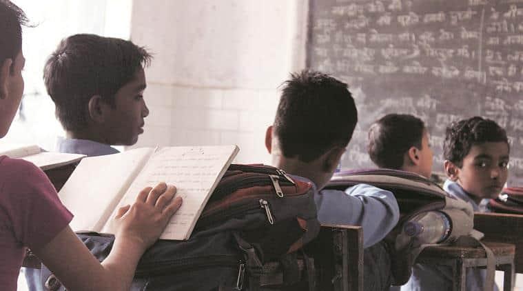 Delhi, Delhi news, learning, read-write, signatures, schools, Delhi schools, Indian Express, Indian Express news, blackboard, reading mela, attendance dip, reading habits