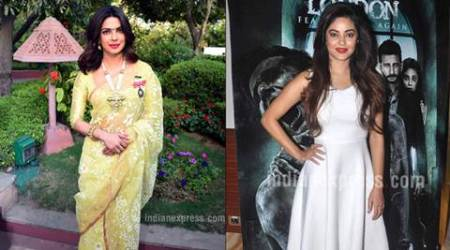 Meera Chopra, Priyanka Chopra, 1920 London, 1920 London cast, 1920 London actress, Meera Chopra film, Meera Chopra upcoming film, Priyanka Chopra cousin, Priyanka Chopra cousin name, Chopra sisters, Priyanka Chopra cousin Meera Chopra entertainment news