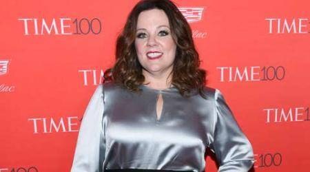 I believe in ghosts: MelissaMcCarthy