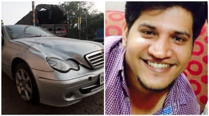 mercedes, mercedes hit and run, mercedes hit and run delhi, delhi mercedes hit and run, delhi hit and run photos, delhi hit and run video, delhi news, india news