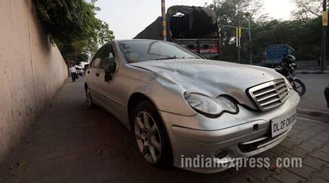 Mercedes, Hit and Run, mercedes hit and run case, delhi merc hit and run case, Juvenile Justice Board, Teenager hit and run, Delhi hit and run, Mercedes hit and run, Merc hit and run, Delhi merc hit and run, Delhi news, Juvenile hit and run, Juvenile justice board, Culpable homicide, trial court, delhi hit and run case, accident by mercedes, delhi IT professional accident, Teenager gets bail, Juvenile justice board, Juvenile board grants bail to teenager, Delhi accident, IT professional accident, delhi news, india news