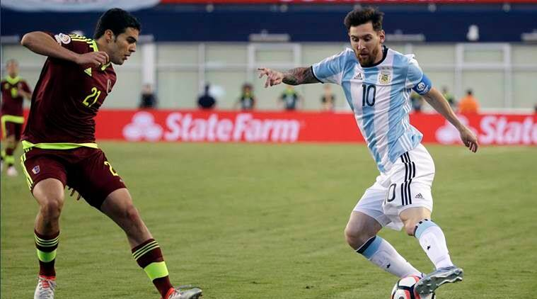 Copa America Lionel Messi Scores Provides Two Assists As Argentina
