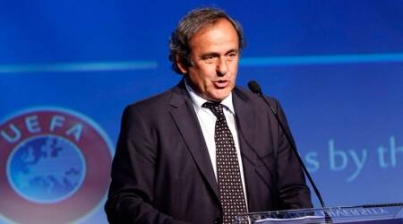 Michel Platini says 1998 World Cup draw 'trickery' helped France