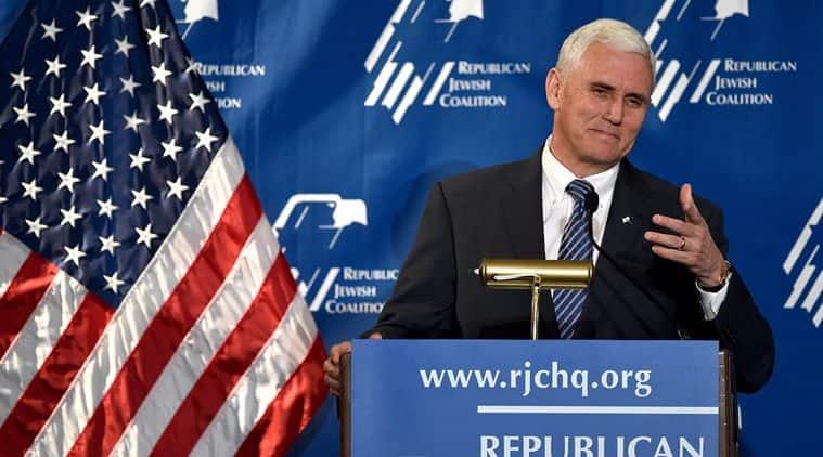 Mike pence, pence, Indiana, Indiana polls, Indiana GOP governor, Syria, Refugees, Syrian refugees, indiana news, world news