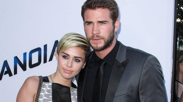Miley Cyrus, Liam Hemsworth, Miley Cyrus Liam Hemsworth, Miley Cyrus Liam Hemsworth lunch, Miley Cyrus Liam Hemsworth love, Miley Cyrus Liam Hemsworth news, Miley Cyrus news, Liam Hemsworth news, Entertainment news
