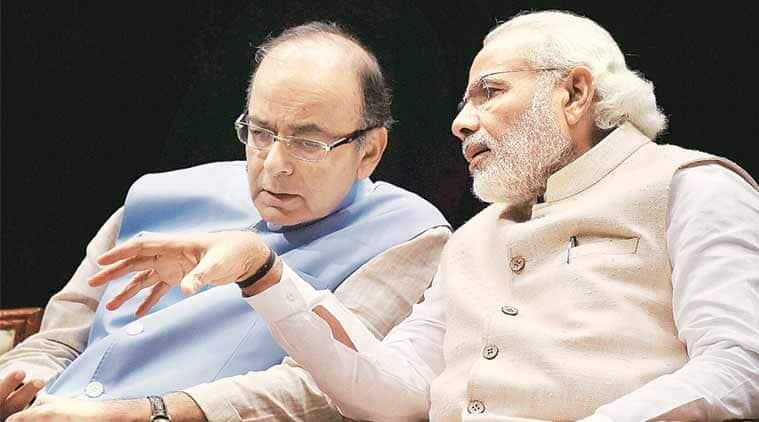 narendra modi, pm modi, finance minister, arun jaitley, kashmir, kashmir violence, kashmir unrest, kashmir crisis, congress, india news