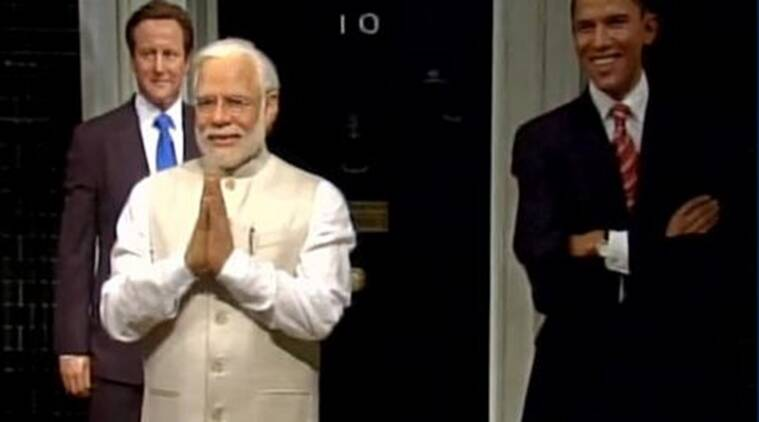 Narendra Modi, Modi madame tusssauds, Modi wax statue, Modi tussauds Modi London musuem, PM Modi waxt statue