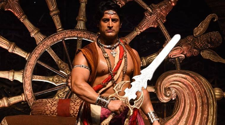 Image result for mohit raina as ashoka
