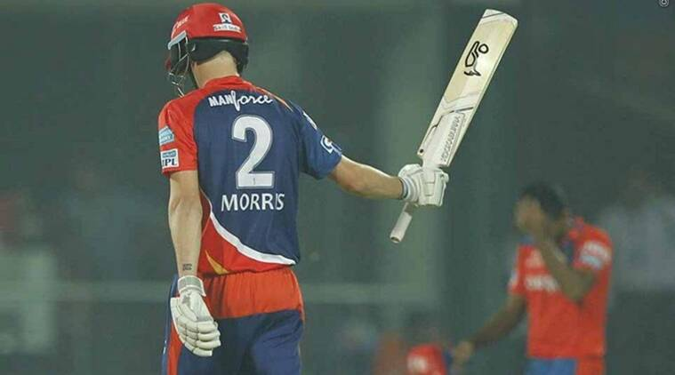 IPL 2016, IPL, IPL schedule, IPL news, IPL scores, DD vs GL, Gujarat Delhi, Chris Morris, Morris Daredevils, sports news, sports, cricket news, Cricket