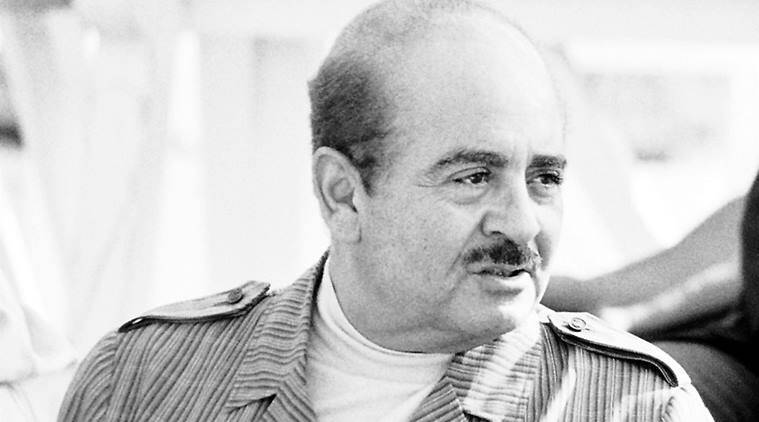 """According to a US Senate report written by John Kerry, Adnan Khashoggi (above) played """"a central role"""" with CIA in arms deals with Iran and Saudi Arabia."""