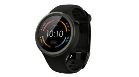 Motorola, Moto 360 Sport, Moto 360 Sport, Moto 360 Sport Flipkart, Moto 360 Sport price, Moto 360 Sport specs, Moto 360 Sport features, smartwatch, Moto 360 India, gadgets, technology, technology news
