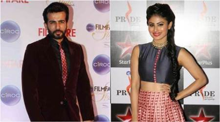 Mouni Roy gets pranked by Jay Bhanushali on 'Khatron Ke Khiladi'
