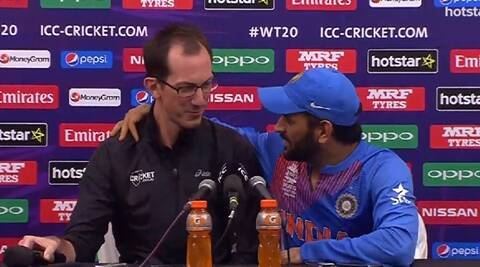 India vs West Indies: MS Dhoni answers retirement question with his own  trick question