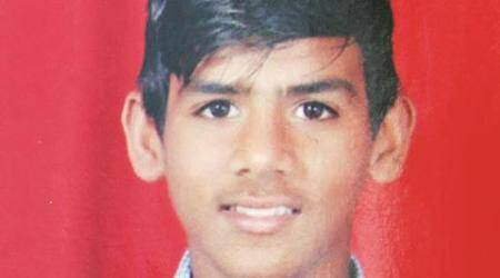 Bapu Dham Colony, Sector 26:  'Hit by car and crane', Class IX student killed in road accident