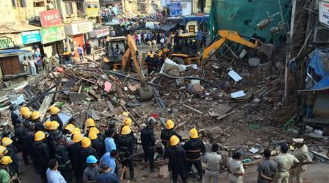 MUMBAI COLLAPSE 2