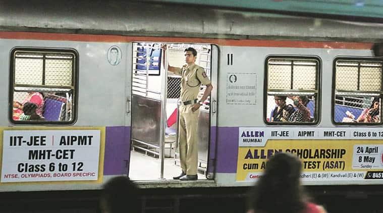 mumbai local, mumbai local train, women coach, women coach in mumbai, mumbai local women coach, indian express mumbai