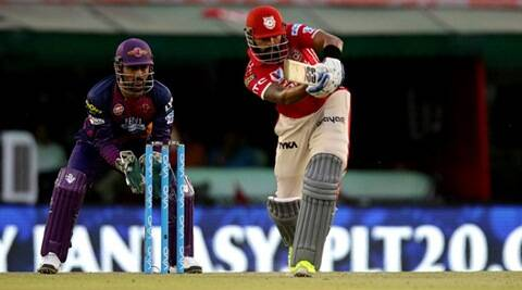 IPL 2016, KXIP vs RPS: All is well that Glenn Maxwell ends