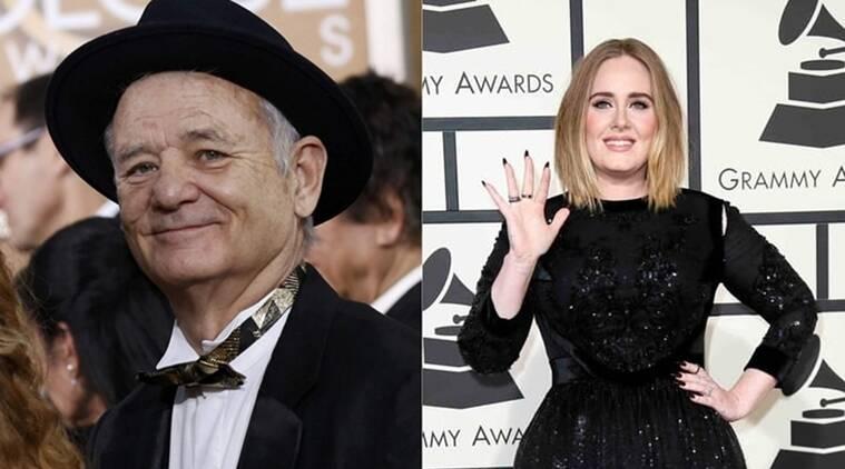 Bill Murray, Adele, Bill Murray news, Adele news, Adele singer, Bill Murray actor, Entertaiment news