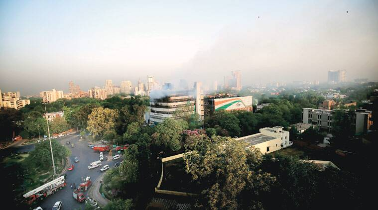 national museum fire, delhi museum fire, delhi natural history museum fire, delhi news, india news, museum fire, india national museum fire, latest news