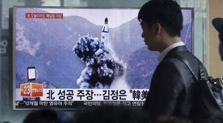 North Korea, south korea, north korea missiles, north korea mid range missiles, koreas, us south korea, korea news, world news