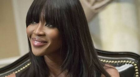 I stay quiet on 'Empire' set: Naomi Campbell