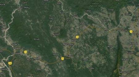 CoBRA jawan injured in a clash with Naxals in Bijapur,Chhattisgarh