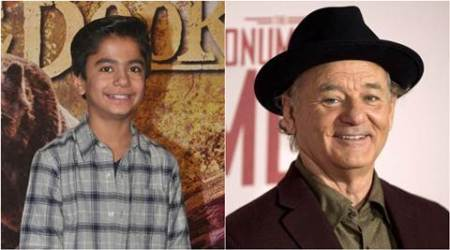 Neel Sethi, The Jungle Book, Jimmy Kimmel, Jimmy Kimmel Live, Neel Sethi Jimmy Kimmel Live, Neel Sethi The Jungle Book, Bill Murray, Bill Murray Jimmy Kimmel Live, Bill Murray The Jungle Book, Entertainment news