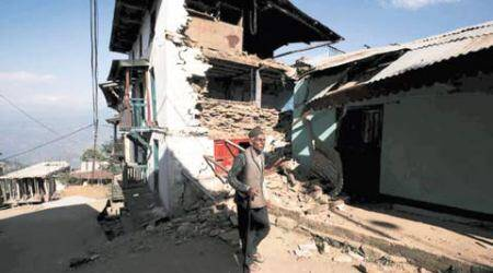 Ground Zero: Back to  Nepal, a year after earthquake