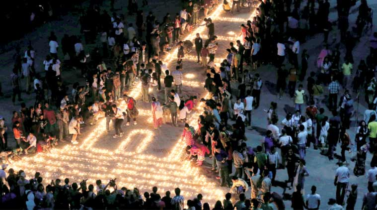 Remembering nepal earthquake a year on recovery remains far away