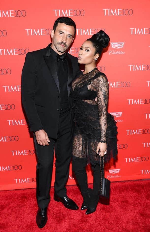 Nicki Minaj, Nicki Mioaj Time 100 gala