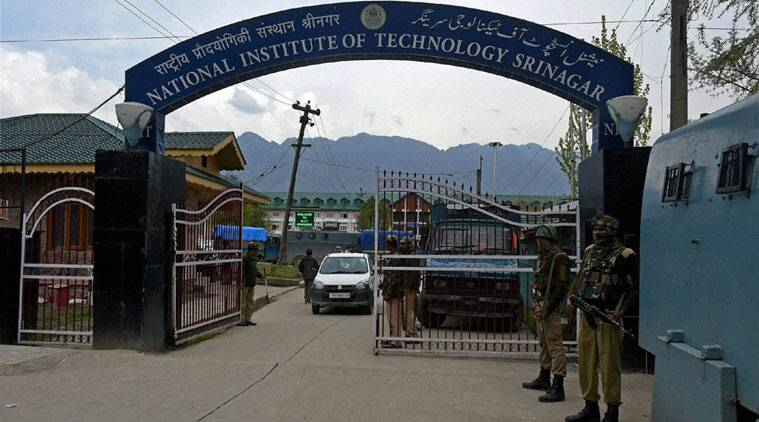 NIT-Srinagar row: Over 700 students  back, internal  probe still on