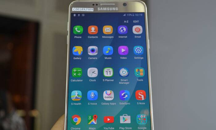 Samsung Galaxy Note 6 to come with 'edge' display, bigger battery ...