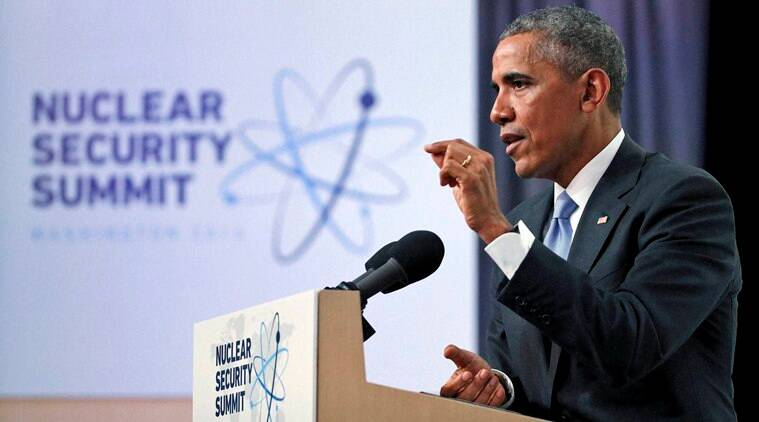 Barack Obama, Nuclear Security Summit, Barack Obama Nuclear Security Summit, NSS, Terrorist organisations, al Qaeda, ISIS, nuclear weapons, US President, US, syria, iraq, isil, isis, is, islamic state, world news