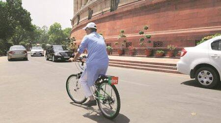 environment, energy, clean energy, environment ministry, anil madhav dave, prakash javadekar, cycling, health, energy conservation.