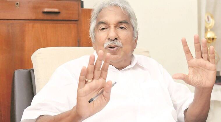 oommen chandy solar scam, kerala solar scam, oommen chandy, pinarayi vijayan, solar scam, cpi(m), kerala government, oommen chandy, oommen chandy case, congress, oommen chandy multi-crore solar scam, saritha s nair, ldf, kerala news, solar scam, india news, indian express