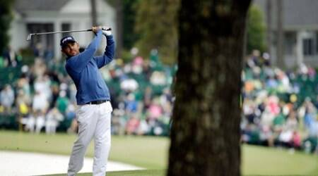 VIDEO: Louis Oosthuizen hits spectacular hole-in-one at AugustaMasters
