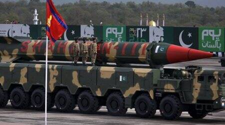 Pak says its nuclear programme 'modest' compared toIndia