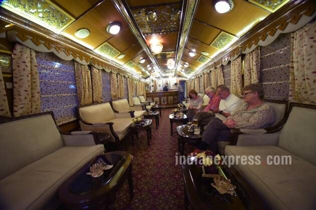 palace on wheels, luxury trains, indian luxury trains, luxury travel, train travel, royal rajasthan travel, irctc