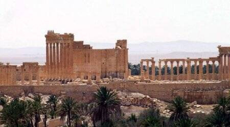 IS destruction at Syria's Palmyra a 'war crime': UNESCO