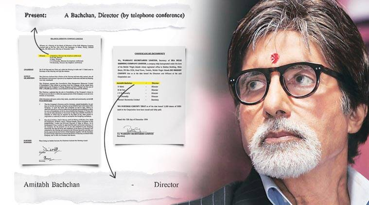 panama,panama papers, amitabh bachhan, bachhan, #panamapapers, amitabh panama, bacchan panama accounts, amitach panama accounts, india news